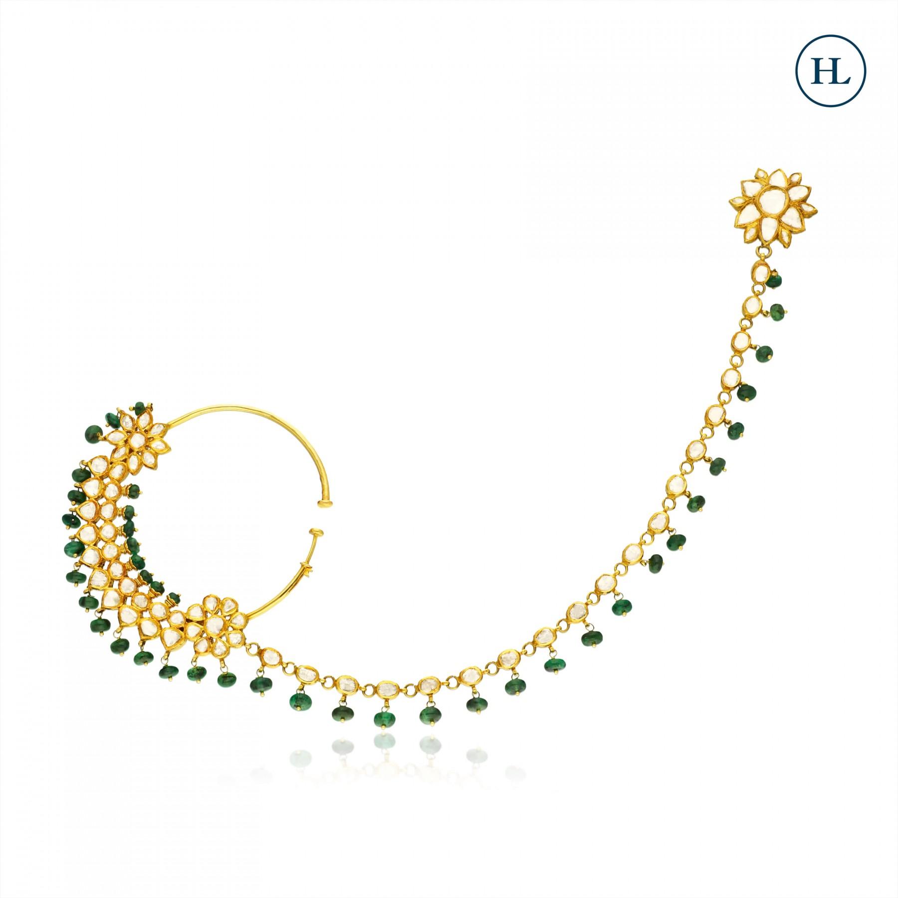 Emerald & Polki Nath