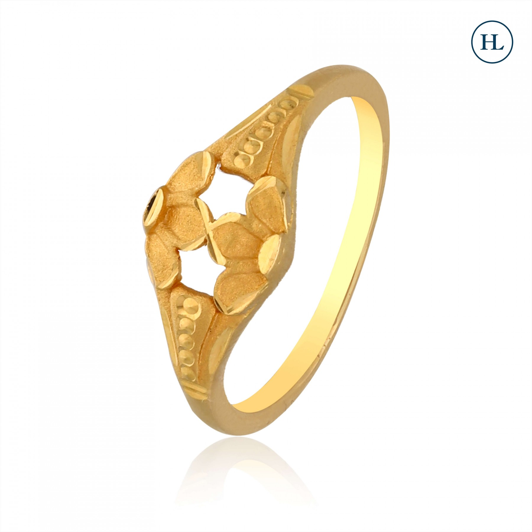 Gold Crafting Ring
