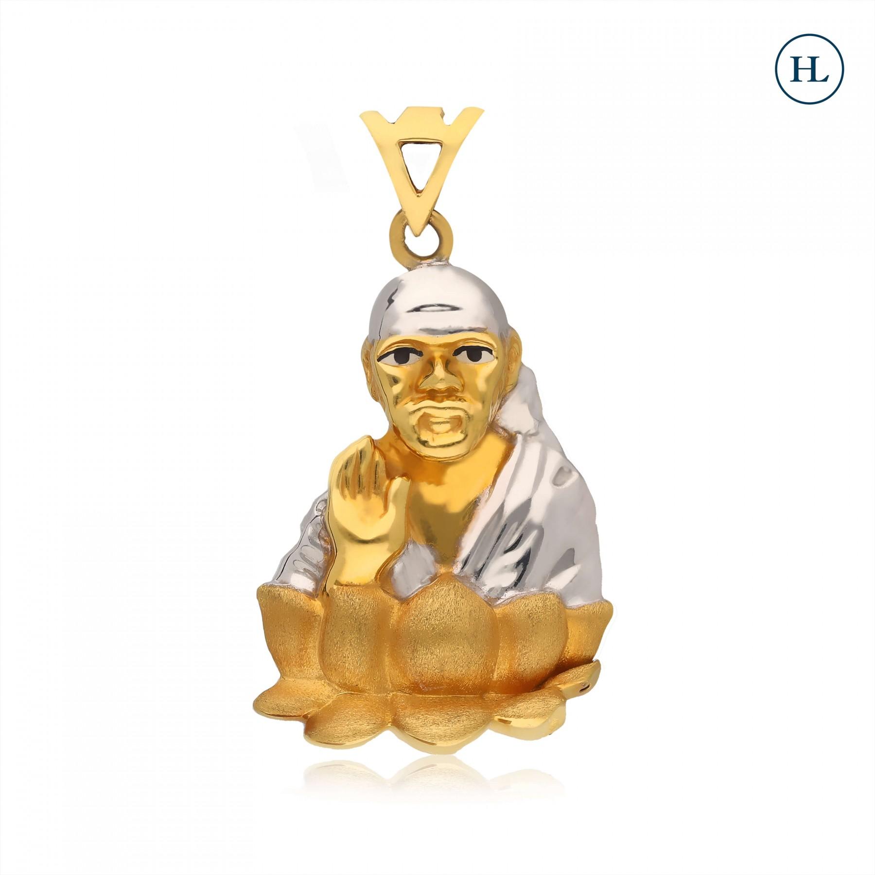 Sai Gold Pendant