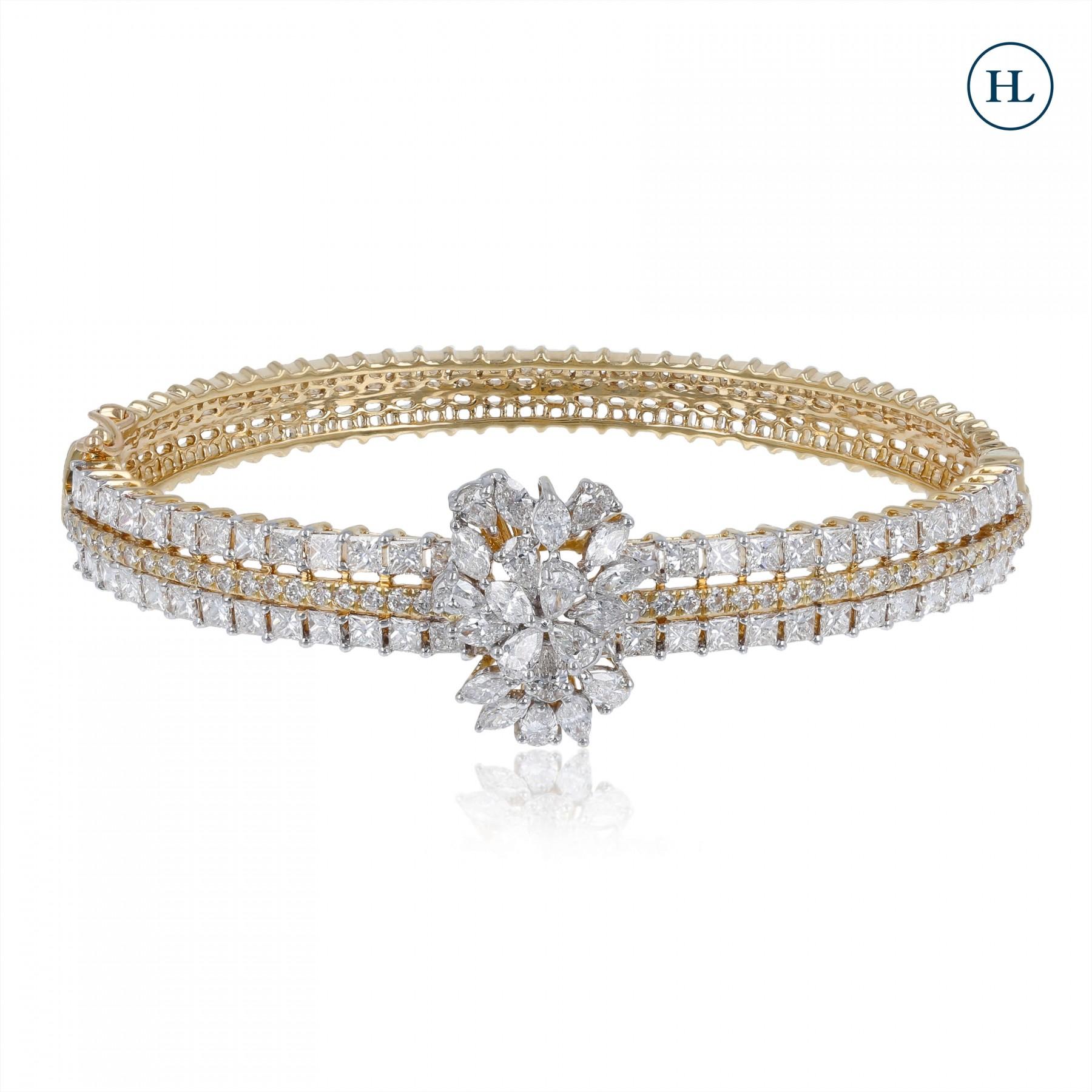 Marquise Diamond Bracelet