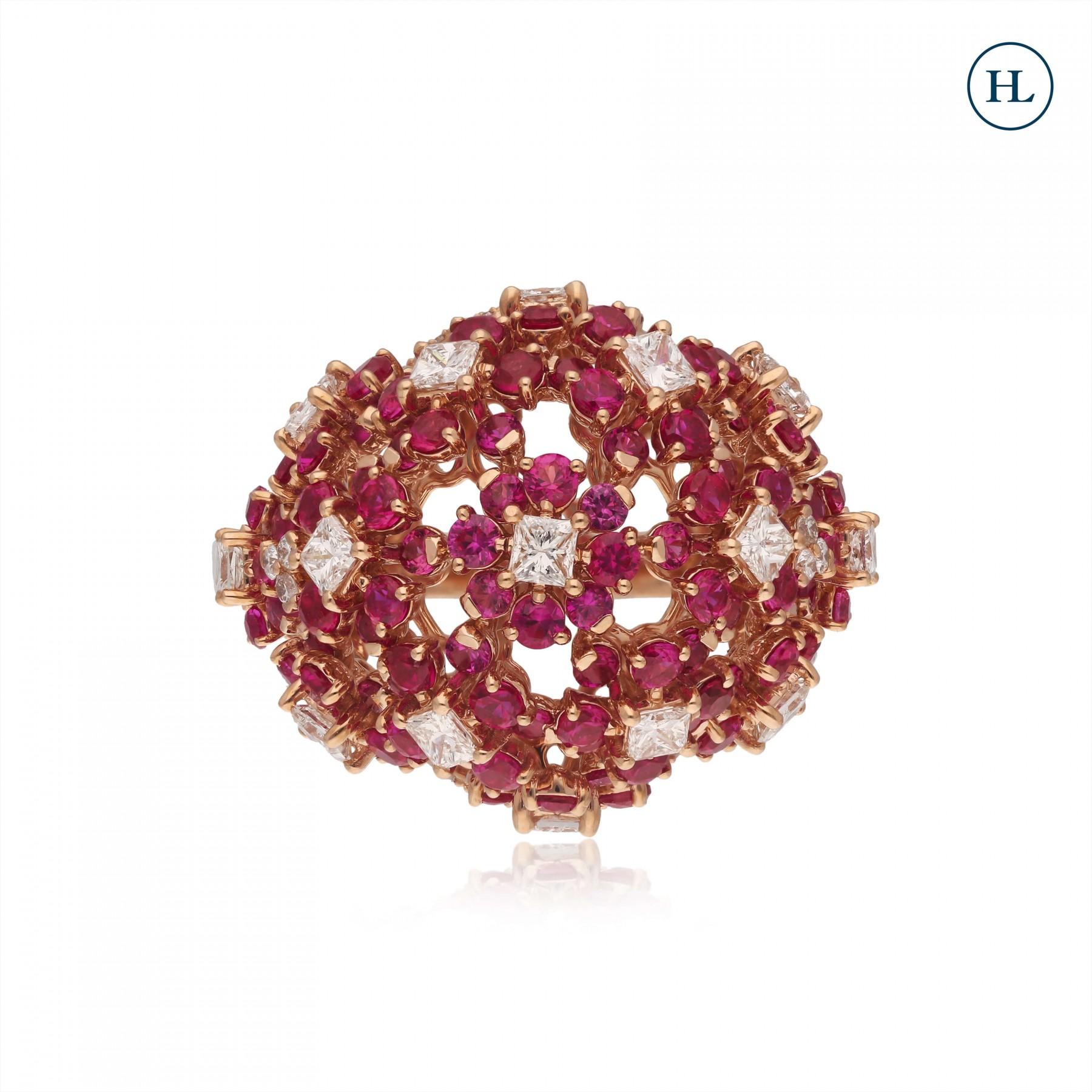 Medley Diamond Ring