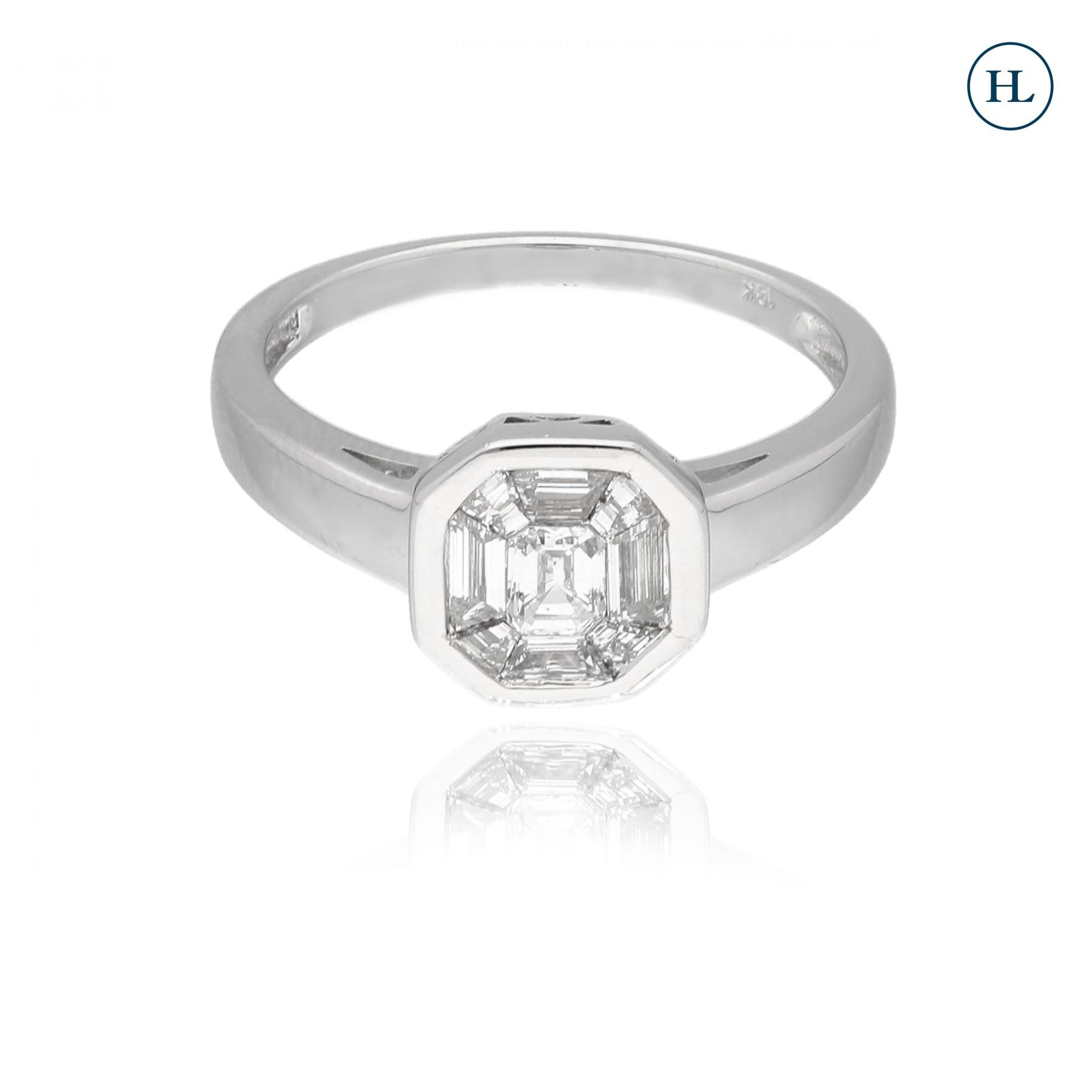 Serenity Diamond Ring